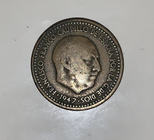 1 Peseta 1947 *52