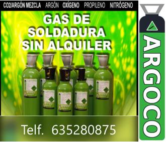 Gas Soldadura Mig  Sin Alquiler