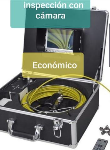 INSPECCIÓN CON CÁMARA ECONÓMICO 24H - foto 1