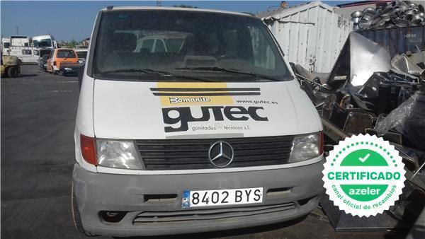Genuine Mercedes-Vito De Goma Pedal De Freno Con Caja Automática G WDF639 nuevo!