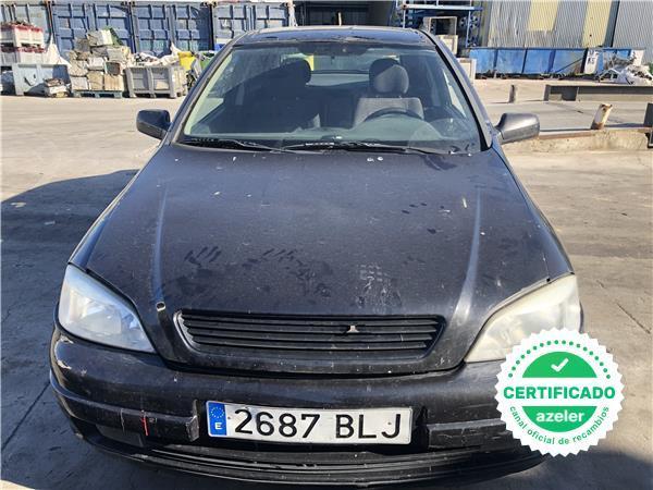 Dentado acoplamiento magnético compresor para Opel Astra G sedán 1.7 2.0