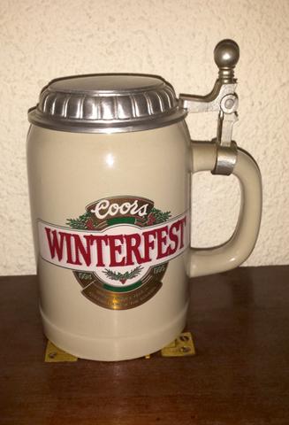 Jarra De Cerveza Coors Edición Limitada