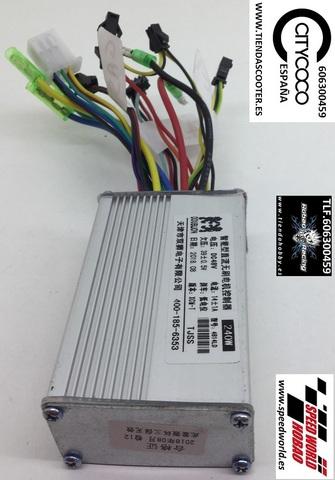 CONTROLDORA 48V BICICLETA ELECTRICA - foto 1