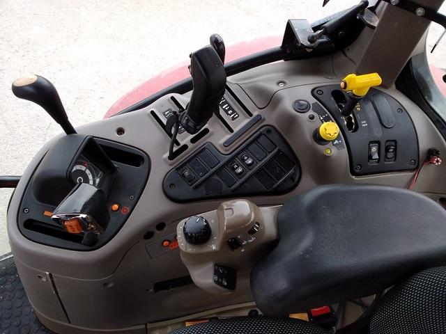 TRACTOR CASE III - MAXXUN 100 CV - foto 6