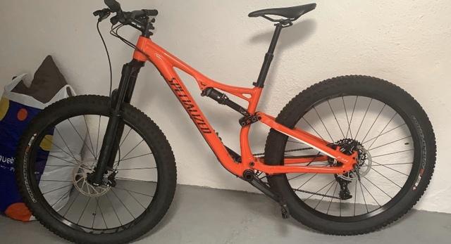 Venta Bicicletas De Doble Suspensión De Segunda Mano En Stock