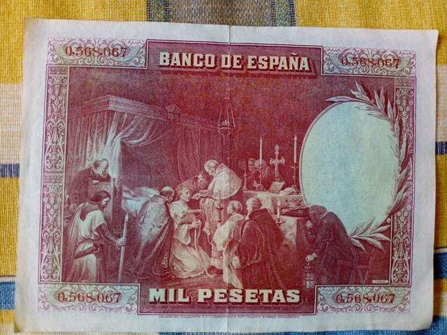 1000 PESETAS SAN FERNANDO - foto 2