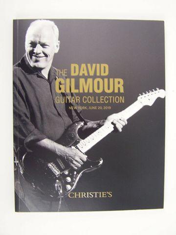 LIBRO-THE DAVID GILMOUR GUITAR COLECTION - foto 1
