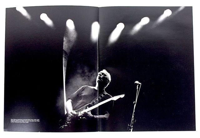 LIBRO-THE DAVID GILMOUR GUITAR COLECTION - foto 6