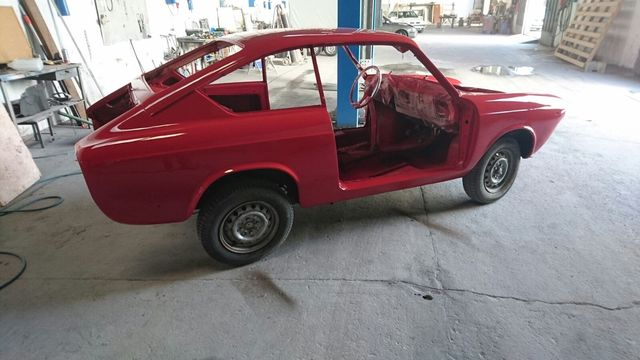 SEAT - 850 SPORT COUPE - foto 1