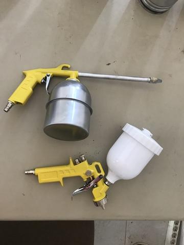 Pistola De Pintar Y Petrolear