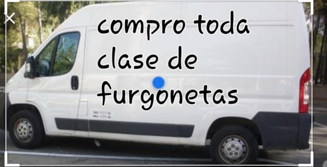COMPRO FURGONETAS - NO IMPORTA SU ESTADO - foto 1