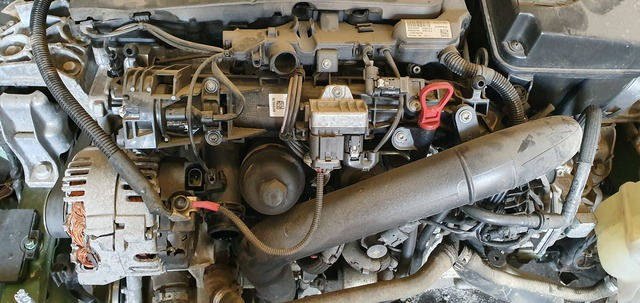 MOTOR+MONTAGE FORD TRANST 2. 4 D2FA, D0FA,  - foto 4