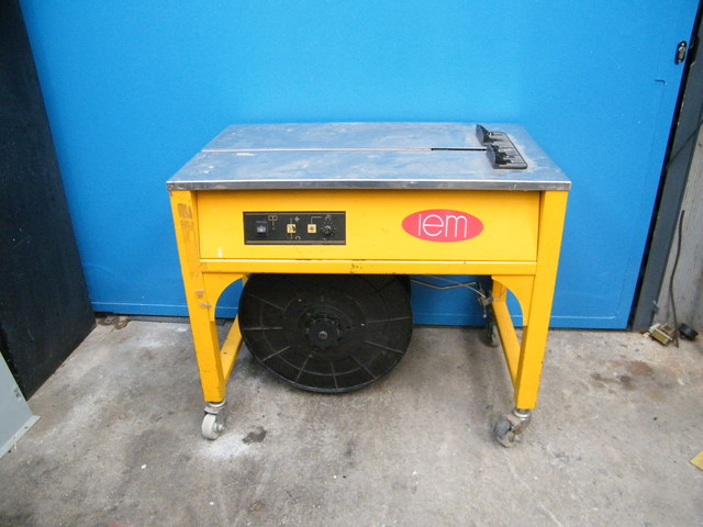 Flejadora Semiautomática Iem Exs-206