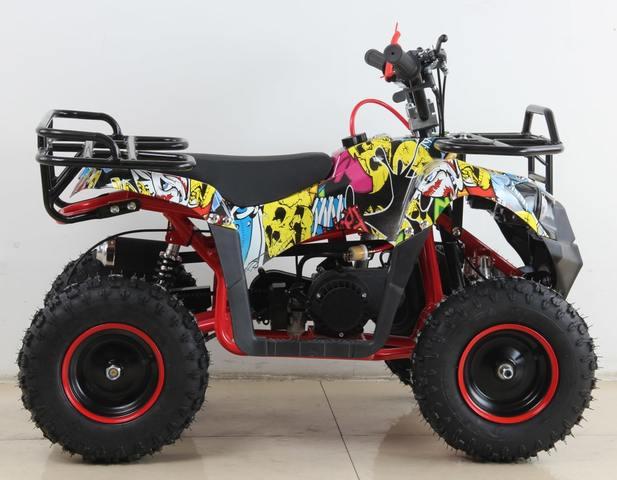 KRX - MINI QUAD 49CC ATV URBAN - foto 2
