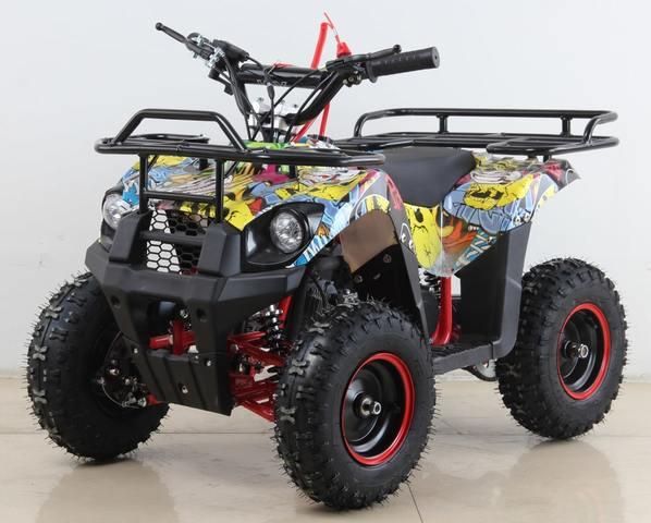 KRX - MINI QUAD 49CC ATV URBAN - foto 1