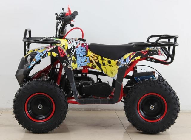 KRX - MINI QUAD 49CC ATV URBAN - foto 3
