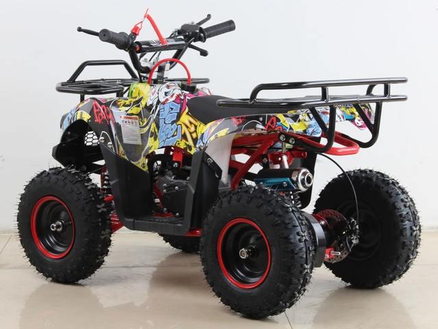 KRX - MINI QUAD 49CC ATV URBAN - foto 4