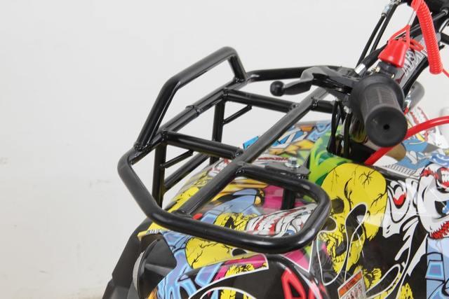 KRX - MINI QUAD 49CC ATV URBAN - foto 5