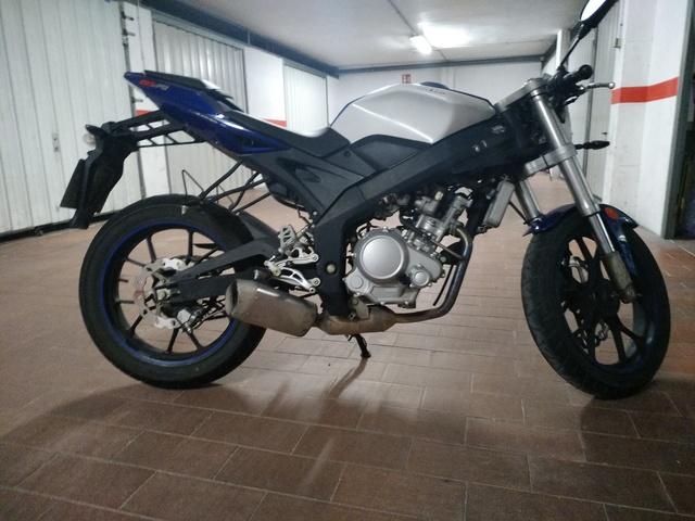 MOTOR HISPANIA - RX 125 R segunda mano