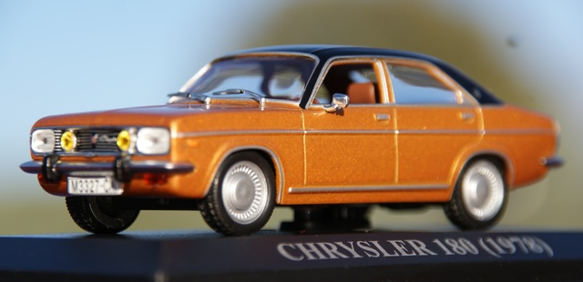 Chrysler 180   Escala 1:43 De Altaya En