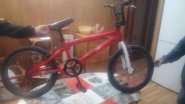 BICICLETA BMX MONDRAKER 180 - foto 4