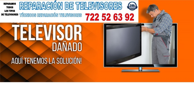 REPARACIÓN TELEVISORES 722526392 - foto 3
