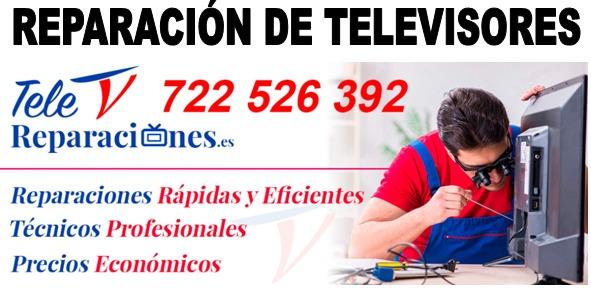REPARACIÓN TELEVISORES 722526392 - foto 1