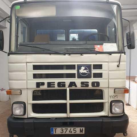 PEGASO - TECNO 1121 SIN CISTERNA 6000€ - foto 2