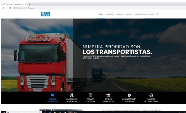 COOPERATIVA DE TRANSPORTE - CABEZAS TRACTORAS - foto 1