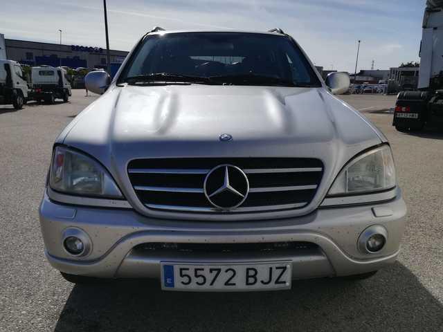 Mercedes benz ml w163 elevalunas eléctrico sin motor delantero derecho mm