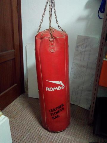 SACO DE BOXEO - foto 1