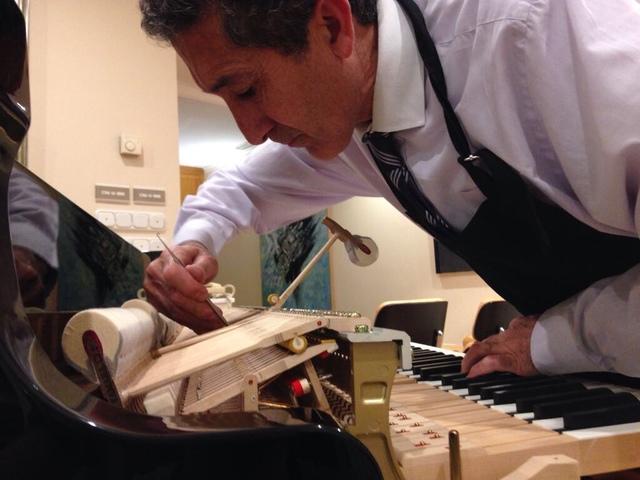 ARREGLO ,  AFINADOR DE PIANOS  EN NAVARRA - foto 8