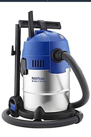 Nilfisk-Blue Line profesional boquilla para suelo mojado y seco