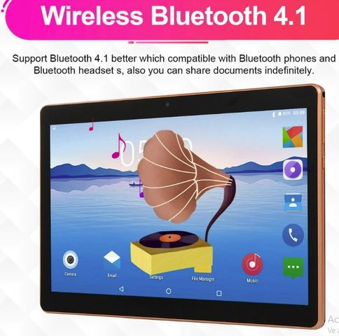 """TABLET 10, 1"""" PARA ANDROID 8, 1 TABLET PC - foto 3"""