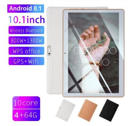"""TABLET 10, 1"""" PARA ANDROID 8, 1 TABLET PC - foto 1"""