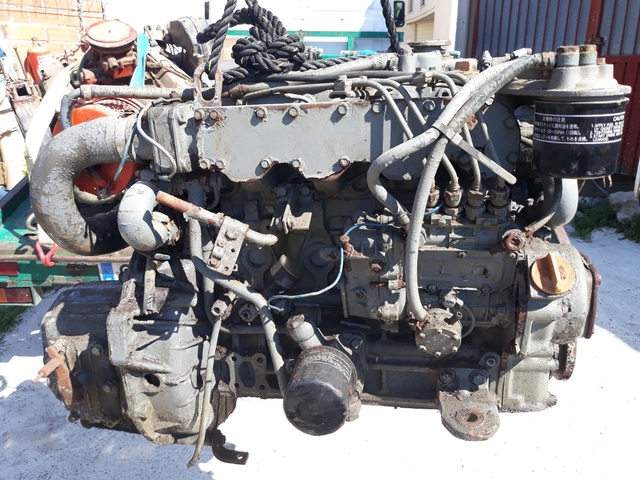 MOTOR DIESEL YANMAR - foto 3