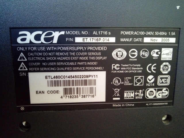 MONITOR ACER - foto 4
