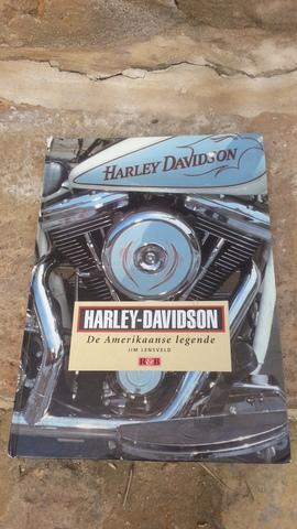 Libro De Motos Harley Davidson
