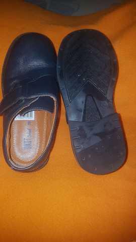 Zapatos cerrados para niño Camper zapato de nylon en color