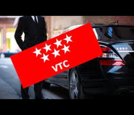 LICENCIA VTC CON VEHICULO - foto 1