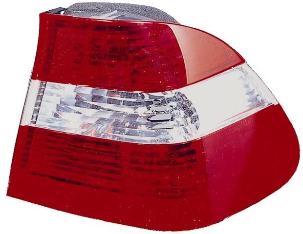 Serie 3 E46 Coupe 2P//Cabrio 03-06 con portal/ámparas Blanco Rojo Led Exterior Piloto Trasero Izquierdo BM