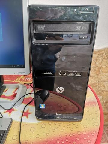 HP CORE I7 16GB MONITOR HP SSD W10 - foto 3