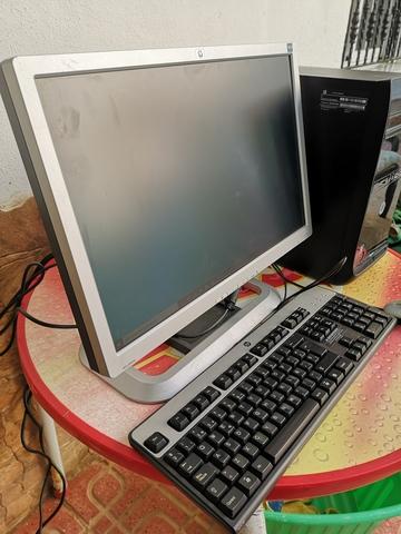 HP CORE I7 16GB MONITOR HP SSD W10 - foto 6
