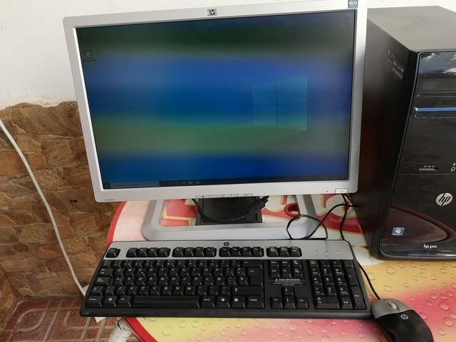 HP CORE I7 16GB MONITOR HP SSD W10 - foto 7