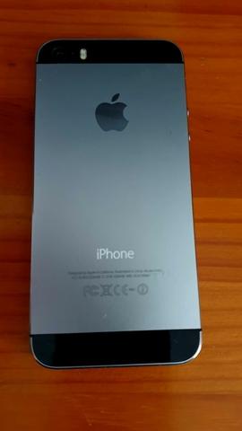 IPHONE 5 S EN PERFECTO ESTADO - foto 1