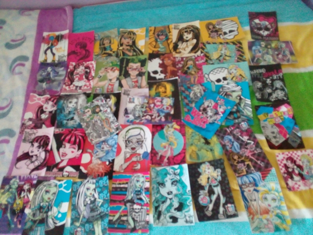 Cartas Monster High
