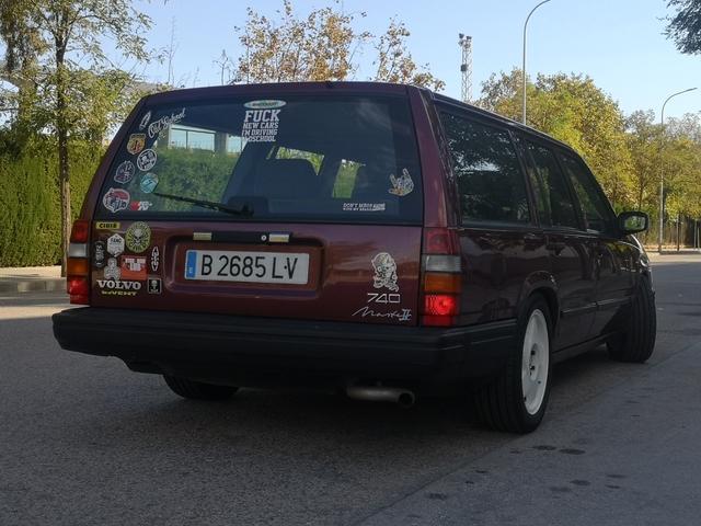 VOLVO - 740 MASTER FAMILIAR - foto 2