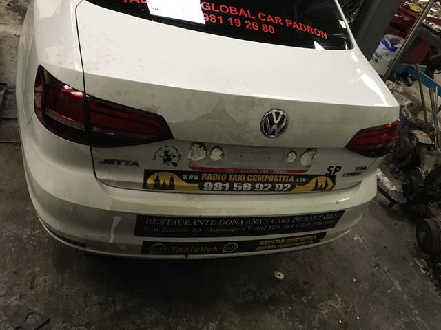 DESPIECE VW JETTA 2. 0TDI 150CV AÑO 2015 - foto 3