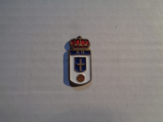 Pin Oficial Del Real Oviedo