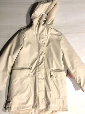 Impermeable chaqueta de Zara niña 2 años de segunda mano